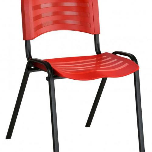 Encosto de plástico para cadeiras